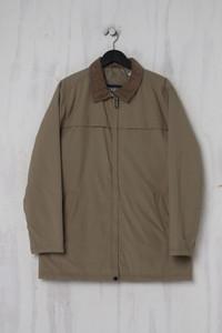 JAMES HARVEST sportswear -  mantel  mit zipper - L