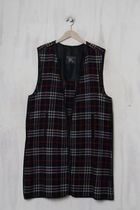 BURBERRYS´ - brit style-mantel aus wolle - 56
