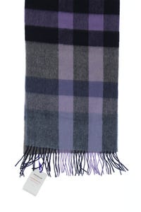 Edinburgh Since 1437 - karo-lambswool-schal -
