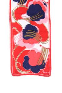 Besco - schal mit floralem muster -