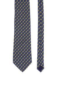 LEEHAUS - seiden-krawatte -