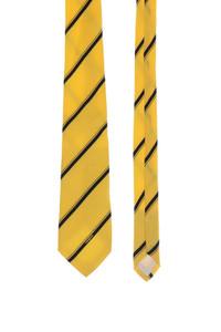BRAUCHBAR - seiden-krawatte mit streifen -