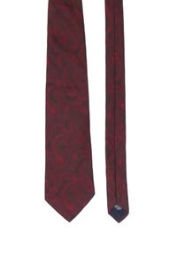 BOSS HUGO BOSS - seiden-krawatte mit paisley-muster -