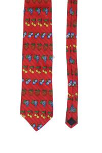 Michaelis - krawatte mit print -