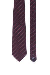 BOSS HUGO BOSS - seiden-krawatte mit zig zag-muster -