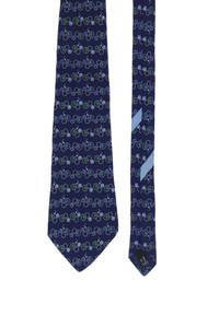 Salvatore Ferragamo - nautical-seiden-krawatte -