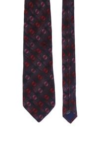 KENZO HOMME - seiden-krawatte mit punkten -