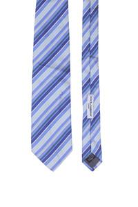 DOLCE & GABBANA - seiden-krawatte mit streifen -
