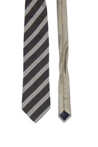 TOMMY HILFIGER - seiden-krawatte mit streifen -