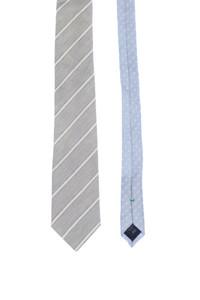 TOMMY HILFIGER - krawatte mit streifen -