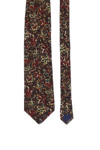 JOOP! - seiden-krawatte mit floralem muster -