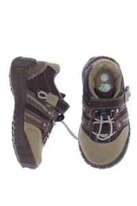 Green line shoes - schuhe mit logo-prägung - 22