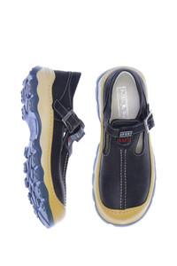 Buckle My Shoe - schuhe mit logo-patch - 34