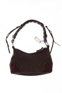 DKNY - handtasche mit logo-print -