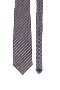 KAI LONG - seiden-krawatte mit streifen -