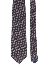 BOSS HUGO BOSS - seiden-krawatte mit wolle -