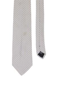 BOSS HUGO BOSS - seiden-krawatte mit karo-muster -