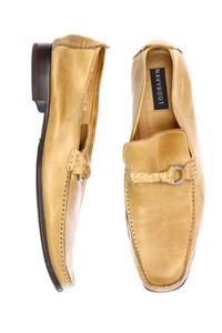 NAVYBOOT - echt-leder-loafer -