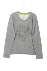 TOM TAILOR - sweatshirt mit print - L