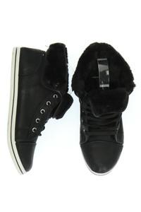 Chicorée - high-top sneakers mit pelz-besatz -