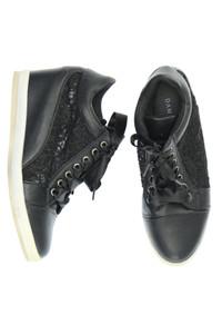 DAME ROSE - low-top sneakers mit keilabsatz -