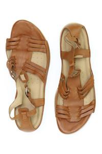 ecco - echt-leder-sandalen -