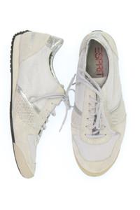 ESPRIT - low-top sneakers mit logo-print -