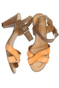 NAVYBOOT - sandaletten aus echtem leder -