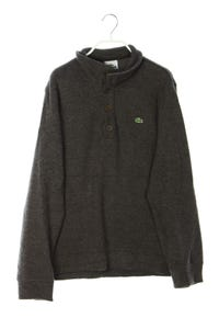 LACOSTE - troyer-pullover mit kaschmir - L