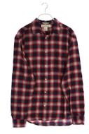 H&M LOGG - kariertes hemd aus baumwolle - L