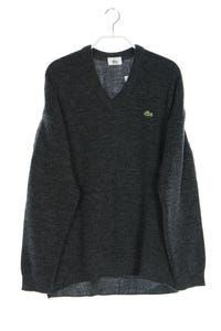 LACOSTE - pullover mit schurwolle - L