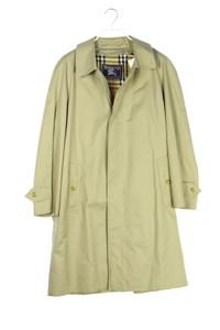 BURBERRYS´ - vintage-overcoat mit riegeln - 46