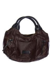Marc O´Polo - handtasche mit leder-details -