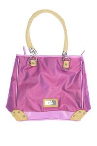 roccobarocco - handtasche mit logo-patch - ONE SIZE