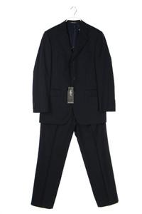 PIATTELLI ROMA - anzug aus reiner schurwolle mit nadelstreifen - 48