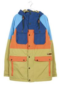 BURTON - ski-jacke mit aufgesetzten taschen - M