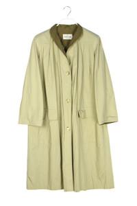 VALENTINO - vintage-übergangs-mantel mit aufgesetzten taschen - XL