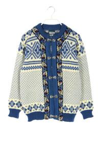 DALE OF NORWAY - norweger-cardigan aus reiner schurwolle - S