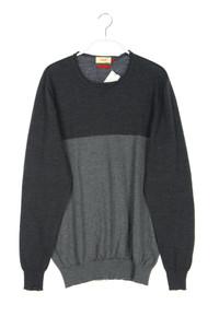 Paul by Paul Kehl - rundhals-pullover aus merino-wolle - XL