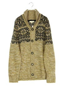 KOTON - strick-cardigan mit wolle - XL
