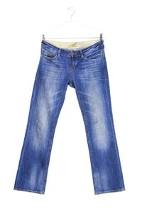 mavi - used look straight cut jeans - W27