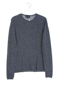 EMPORIO ARMANI - woll-pullover - S
