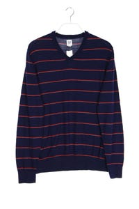 GAP - woll-pullover mit v-neck - L