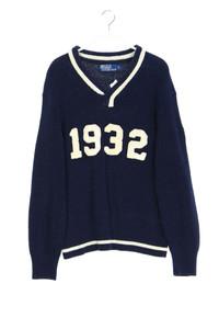 Polo by Ralph Lauren - pullover mit leinen - S