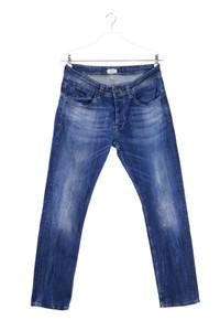 Pepe Jeans London - used look slim-jeans - W32