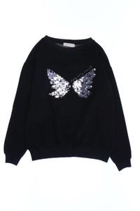 Zara Girls - sweatshirt mit pailletten - 152
