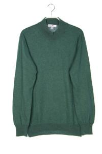 Peter Hahn - strick-pullover aus seiden-mischung mit kaschmir - D 46