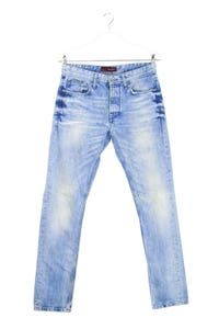 THE ZARA MAN DENIM COLLECTION - used look skinny-jeans - W31
