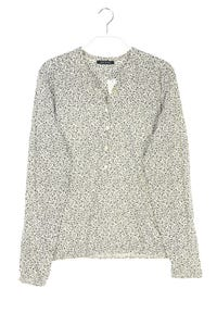 Marc O´Polo - longsleeve-shirt mit blumen-print - L