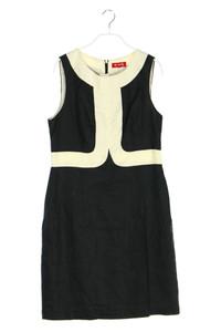 Derhy - kleid mit leinen - M